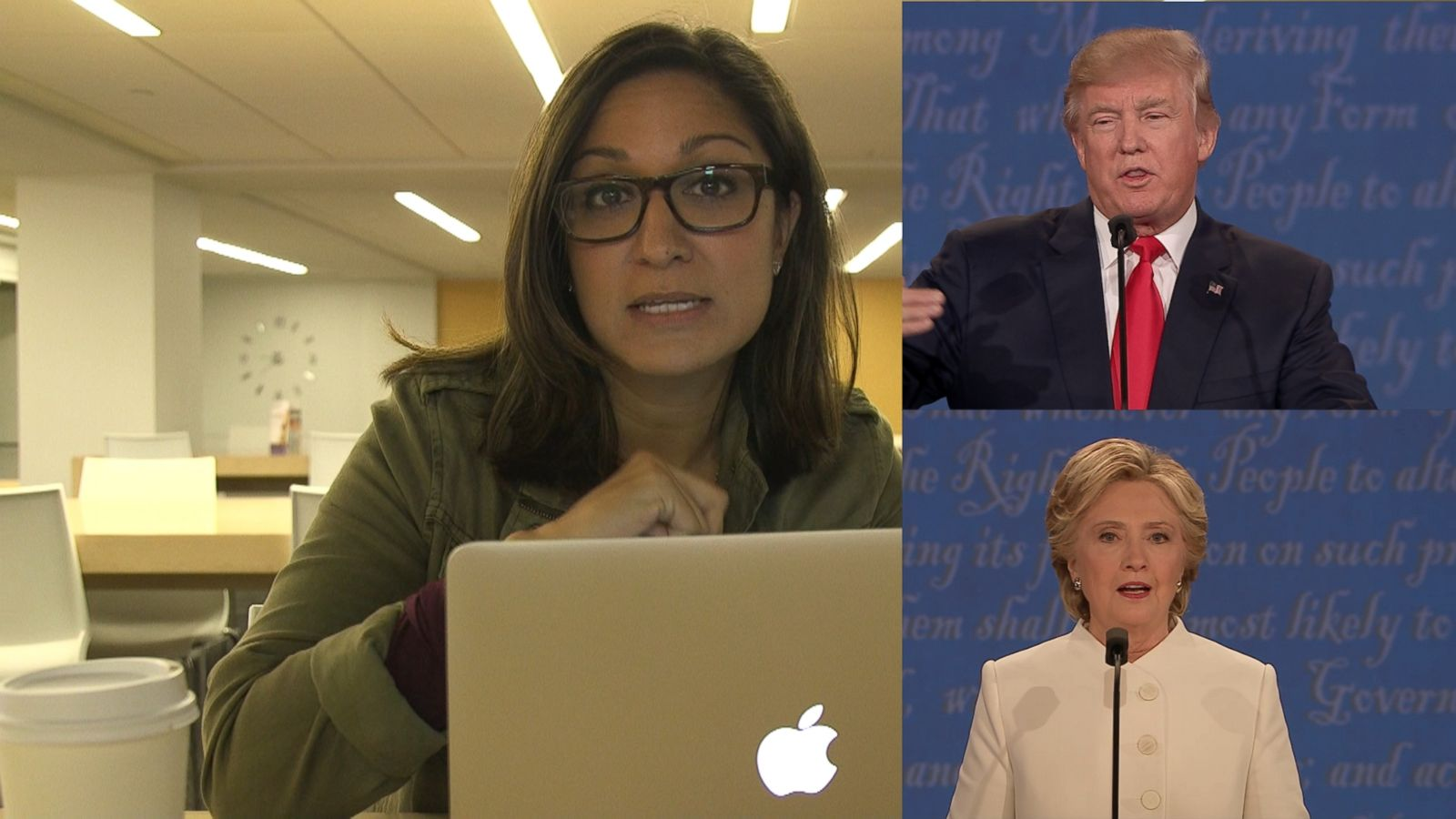 VIDEO: Undecided Voters React to Final Presidential Debate