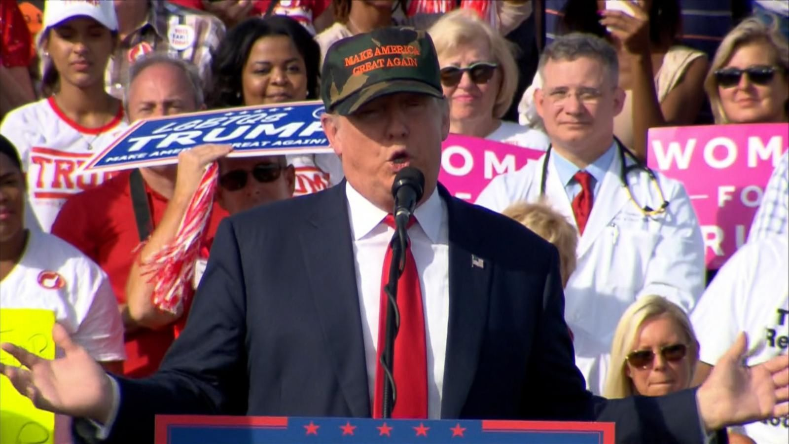 VIDEO: Trump: 'A Lot of Brexit Happening in Two Weeks'