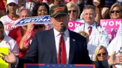 VIDEO: Trump: A Lot of Brexit Happening in Two Weeks