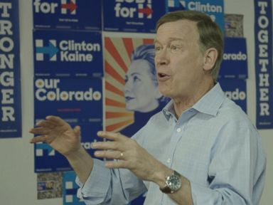 WATCH:  Colorado Governor Hops on the Election Cycle
