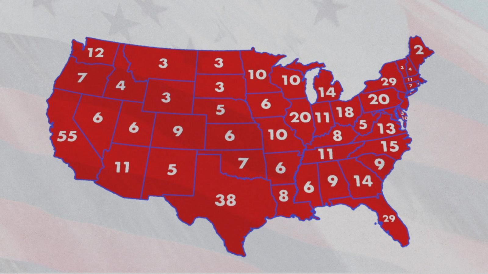 VIDEO: America 101: What is the Electoral College?