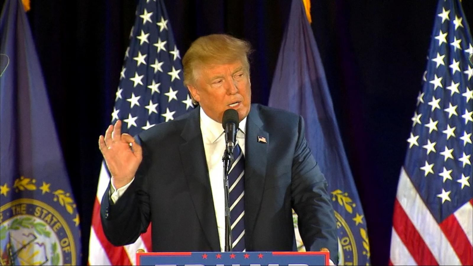 VIDEO: Donald Trump Pounces on Hillary Clinton Amid Reports of FBI Investigation Over Emails