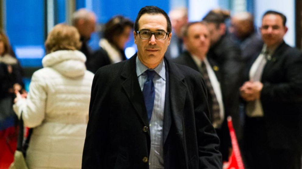 VIDEO: Steven Mnuchin: Everything You Need to Know
