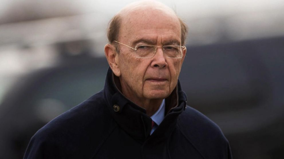 Image result for Wilbur Ross