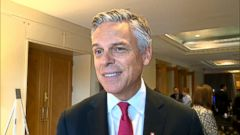 VIDEO: Former Utah Gov. Jon Huntsman, newly on Donald Trumps expanded list of contenders to be his Secretary of State, praised the president-elects decision to take a call from Taiwans president, which broke decades of U.S. policy.