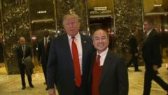 The president-elect struck a deal with SoftBank CEO Masayoshi Son.