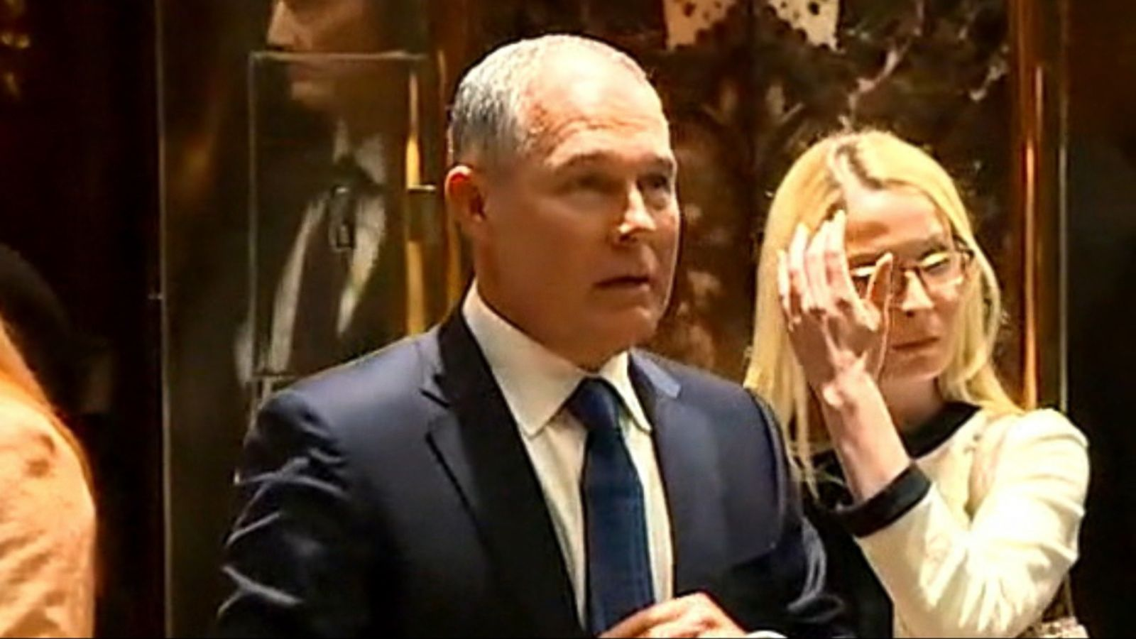 VIDEO: President-elect Donald Trump has selected Oklahoma Attorney General and Environmental Protection Agency critic Scott Pruitt as his pick to run the EPA, according to Trump senior adviser Kellyanne Conway.