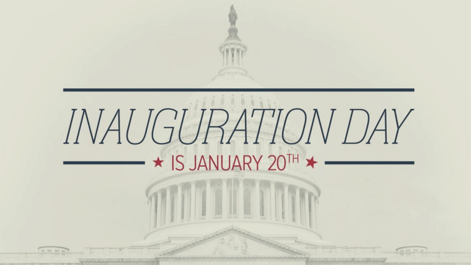 VIDEO: What You Should Know About Inauguration Day
