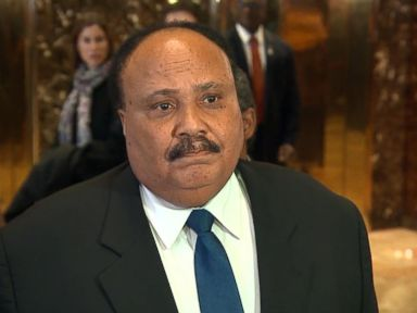 WATCH:  Martin Luther King III Calls Meeting With Trump 'Constructive'