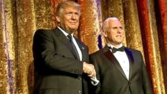 VIDEO: Donald Trump Prepares for Inauguration as Others Plan to Skip Festivities
