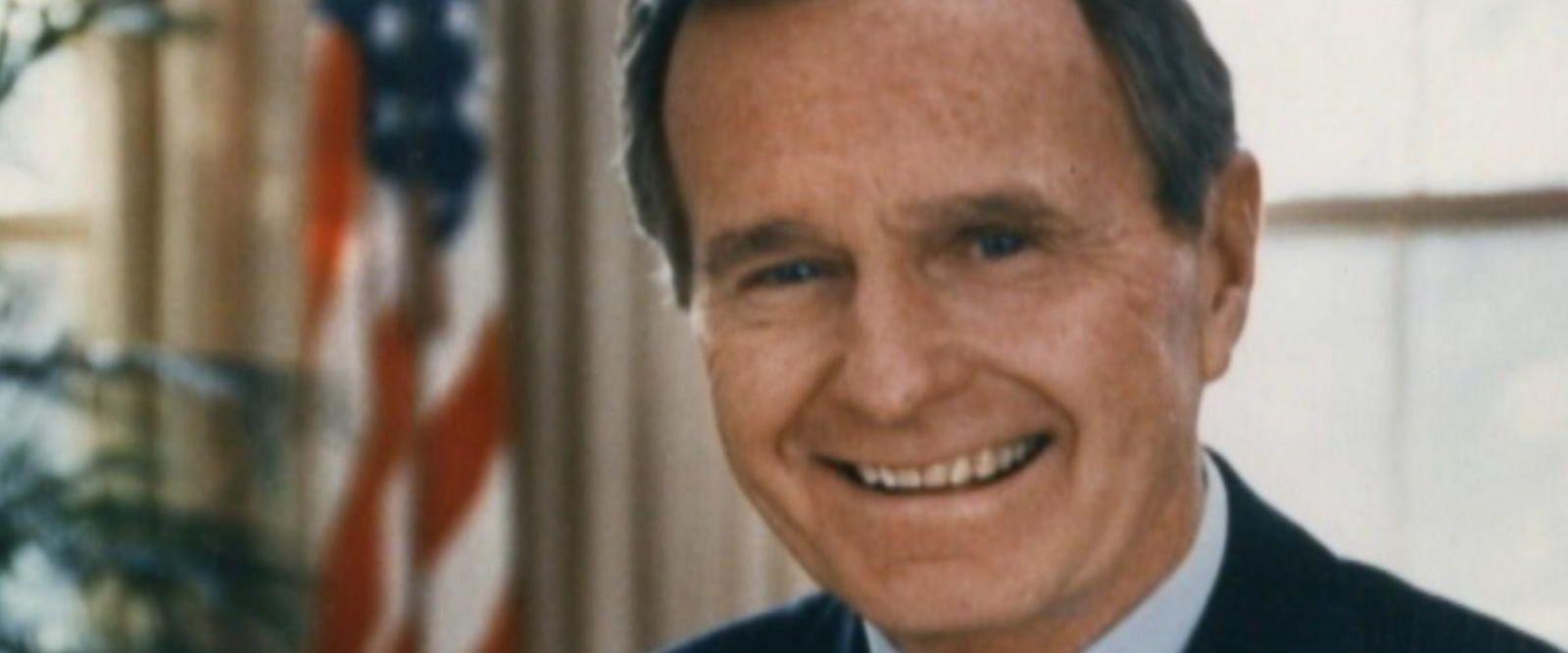 VIDEO: George H.W. Bush: In a Minute
