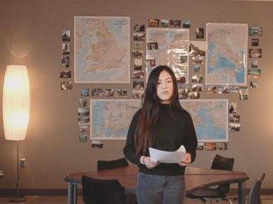 WATCH:  Dear Mr. President: Students Write Letters to President Trump
