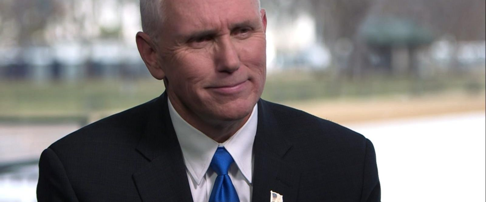 VIDEO: Vice President-elect Mike Pence Talks Health Care