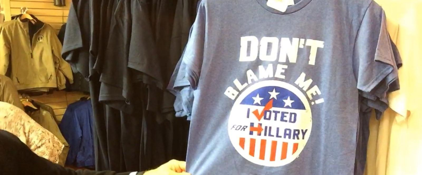VIDEO: White House Gifts Selling Hillary Clinton Inauguration Merch on Clearance