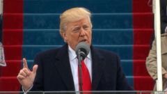 VIDEO: Donald Trumps Full Inauguration Day Address