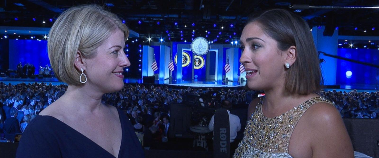 VIDEO: Presidential Inaugural Committee CEO Talks Fashion and Entertainment at Inaugural Ball