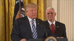 VIDEO: If recent promises are any indication, President Trump is poised for a very busy first Monday in the White House.