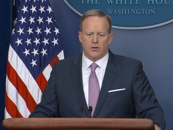 WATCH:  White House Open to Cooperation With Russia in Syria, Press Secretary Says