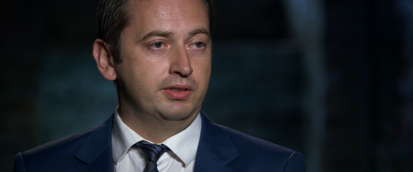 Sergei Millian, in a July 2016 interview with ABC News' Brian Ross, claimed to have connections to Donald Trump.