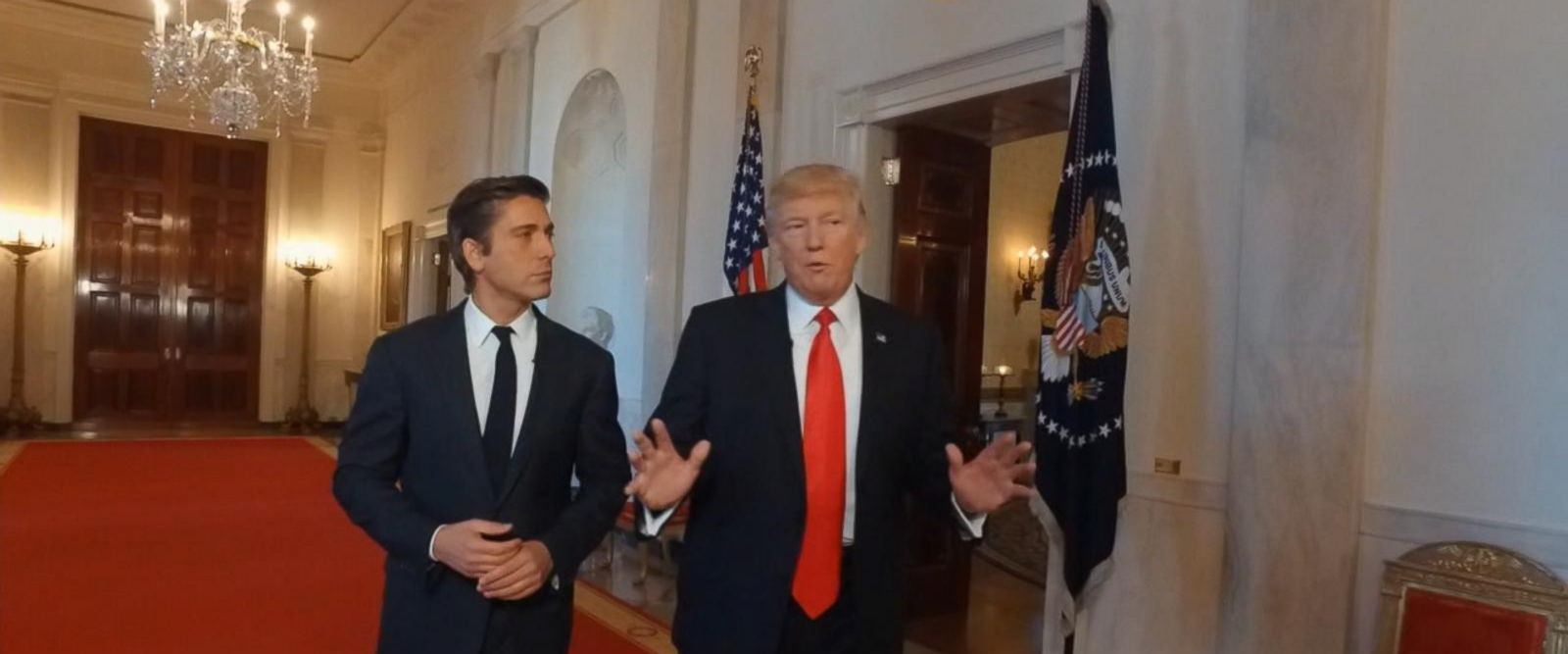 VIDEO: President Trump: The White House Interview (Part 1)