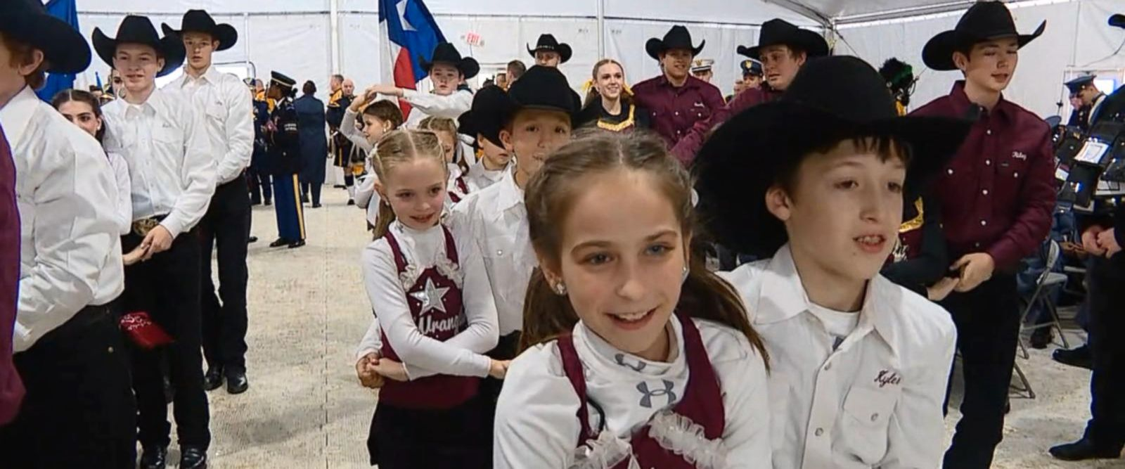 VIDEO: Lil' Wranglers Head to DC to Perform in Inaugural Parade