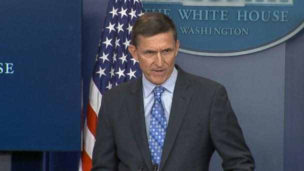 VIDEO: Gen. Michael Flynn said Iran's recent ballistic missile test