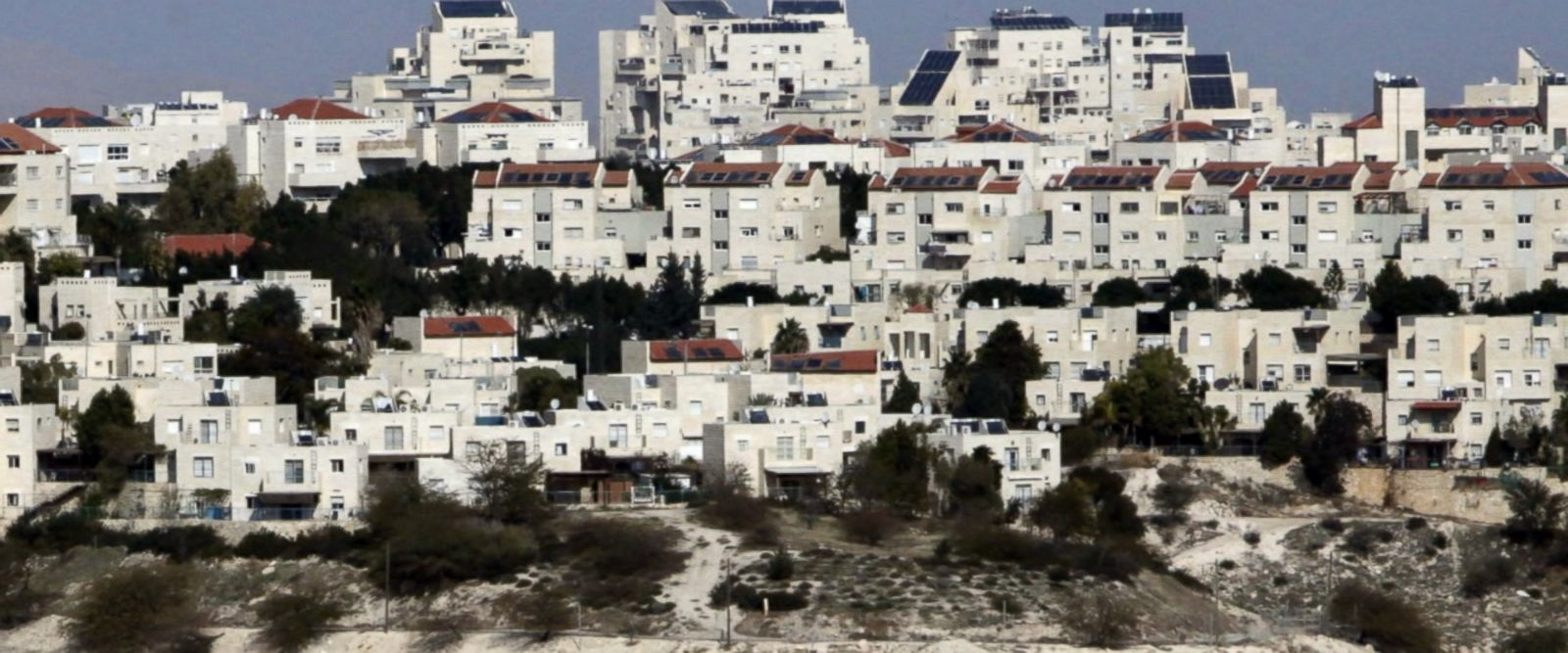 "VIDEO: The construction of new Israeli settlements ""may not be helpful in achieving"" peace between Israelis and Palestinians, White House press secretary Sean Spicer said on Thursday."