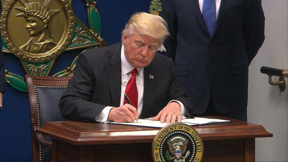 VIDEO: Timeline of Trump's Travel Ban