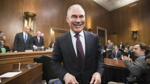 The U.S. Senate this afternoon confirmed President Trump's nominee to lead the Environmental Protection Agency, Scott Pruitt, even as he faces a new court order.
