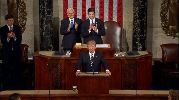 VIDEO: Presidential Address to Joint Session of Congress