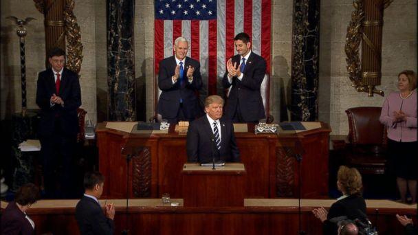 VIDEO: President Trump: Believe in yourselves, believe in America