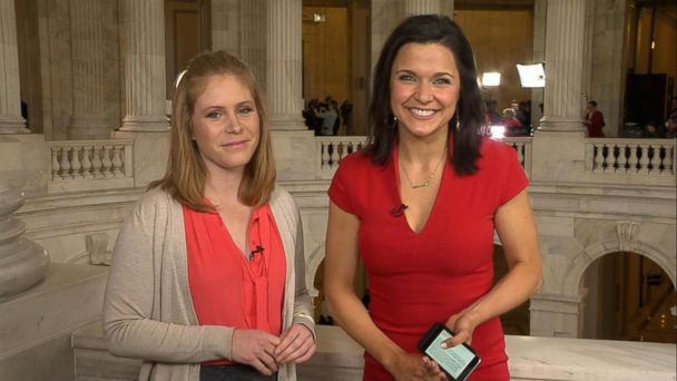 VIDEO: Anticipation builds before President Trump's joint address to Congress