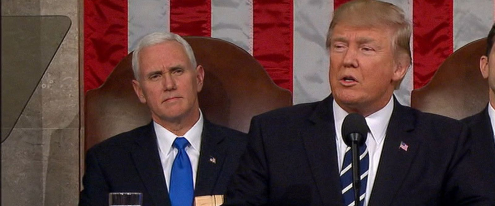 VIDEO: Did President Trump change his tune in first address to Congress?