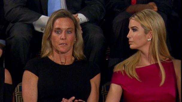VIDEO: President Trump honors Navy SEAL widow, blames generals for failed raid