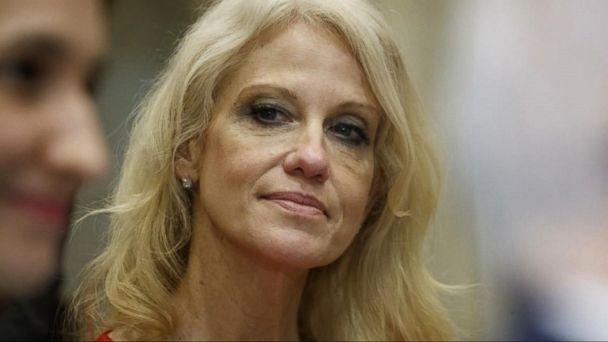 A White House letter obtained by ABC News says Conway acted