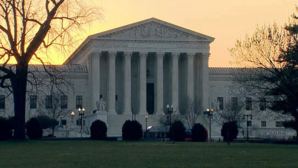 The Supreme Court is returning a transgender teen's case to a lower court without reaching a decision.