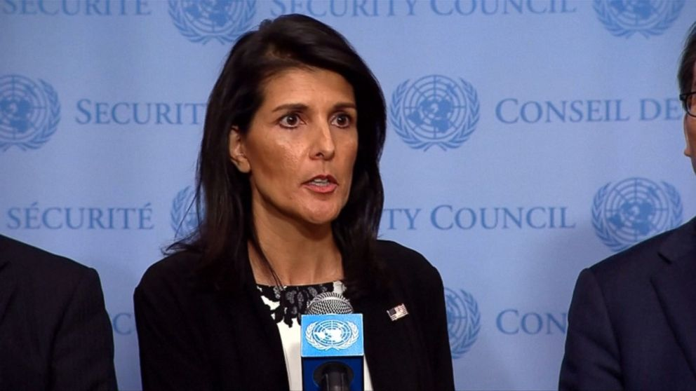 WATCH:  US 'not ruling anything out' in response to N. Korea missile tests