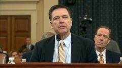 VIDEO: FBI Director James Comey confirmed that the agency he oversees is investigating Russias alleged meddling in the US presidential election.