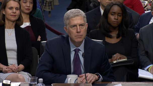 VIDEO: Key moments from SCOTUS nominee Neil Gorsuch's confirmation hearing