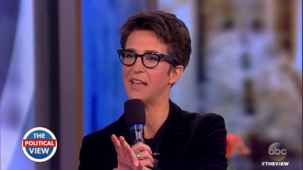VIDEO: Rachel Maddow talks releasing part of Pres. Trump's 2005 tax return