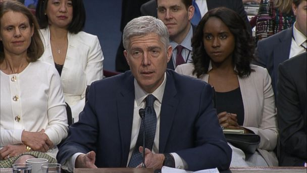 VIDEO: Key moments from Neil Gorsuch's confirmation hearing