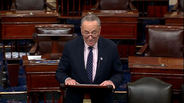 VIDEO: The Senate's top democrat dealt a critical blow to the confirmation process.