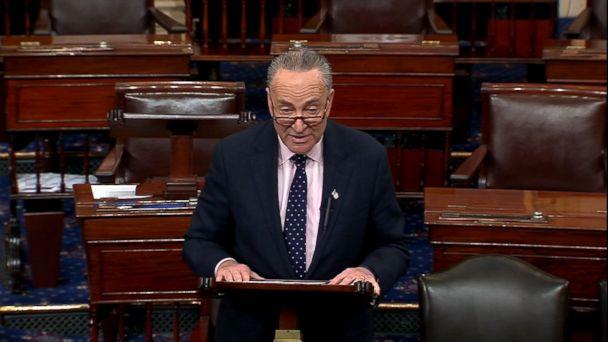 VIDEO: The Senate's top democrat dealt a critical blow to the confirmation process.