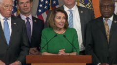 We are very proud of the Affordable Care Act, Democratic Leader Nancy Pelosi said.
