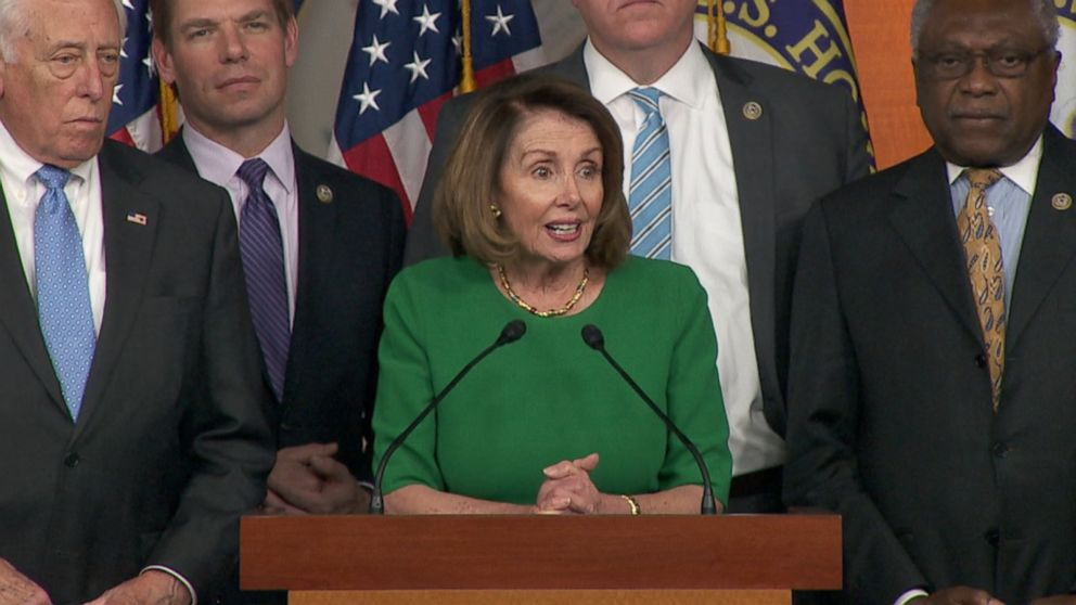 WATCH:  Democrats respond to pulled GOP healthcare bill