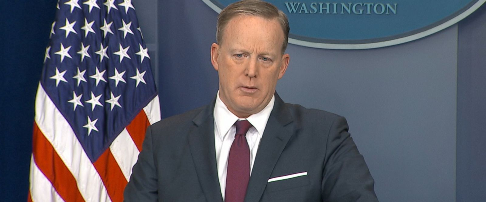 "VIDEO: The president has ""left everything on the field when it comes to this bill,"" White House press secretary Sean Spicer said today at an afternoon press briefing."