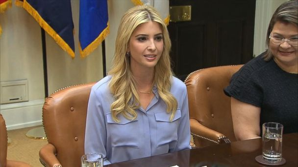 VIDEO: Inside Ivanka Trump's new role at the White House