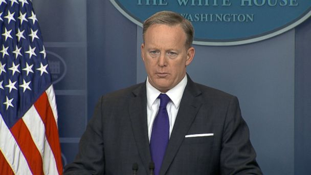 VIDEO: Sean Spicer addresses reports of White House staffers leaking documents to House Intelligence Committee head