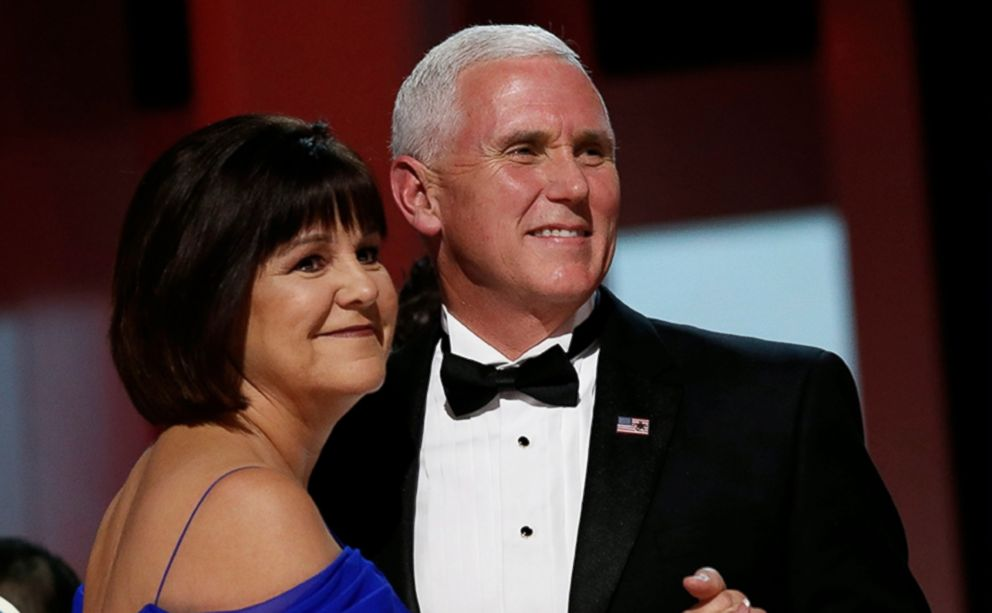 Image result for Mike Pence won't dine alone with a woman who's not his wife. Is that A........