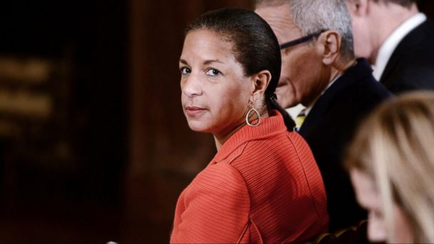 VIDEO: White House raises questions about former national security adviser Susan Rice